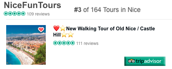 nice walking tour